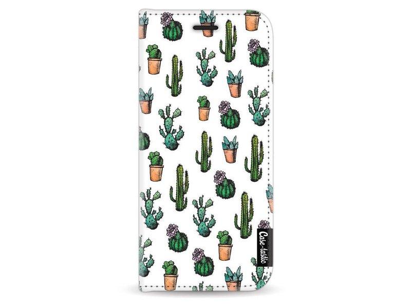 Casetastic Wallet Case White Samsung Galaxy S9 - Cactus Dream
