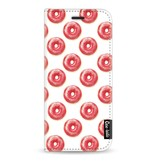 Casetastic Wallet Case White Samsung Galaxy S9 - All The Donuts