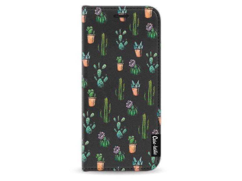 Casetastic Wallet Case Black Samsung Galaxy S9 - Cactus Dream