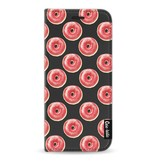 Casetastic Wallet Case Black Samsung Galaxy S9 - All The Donuts