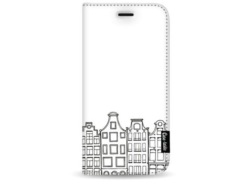 Casetastic Wallet Case White Samsung Galaxy S9 Plus - Amsterdam Canal Houses