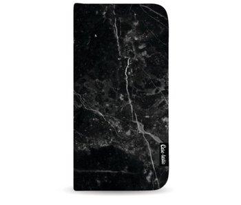 Black Marble - Wallet Case Black Samsung Galaxy S9 Plus