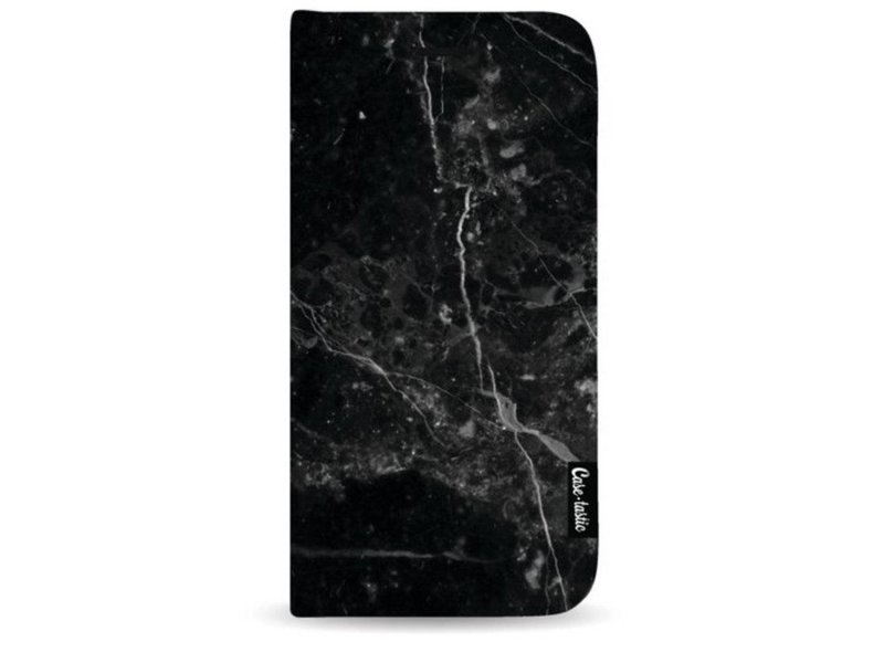 Casetastic Wallet Case Black Samsung Galaxy S9 Plus - Black Marble