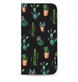 Casetastic Wallet Case Black Samsung Galaxy S9 Plus - Cactus Dream