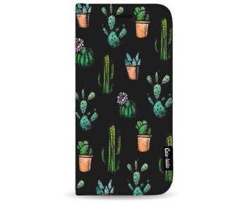 Cactus Dream - Wallet Case Black Samsung Galaxy S9 Plus