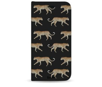 Hunting Leopard - Wallet Case Black Samsung Galaxy S9 Plus