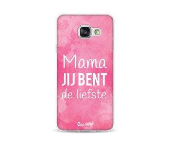 Mama jij bent de liefste - Samsung Galaxy A3 (2016)