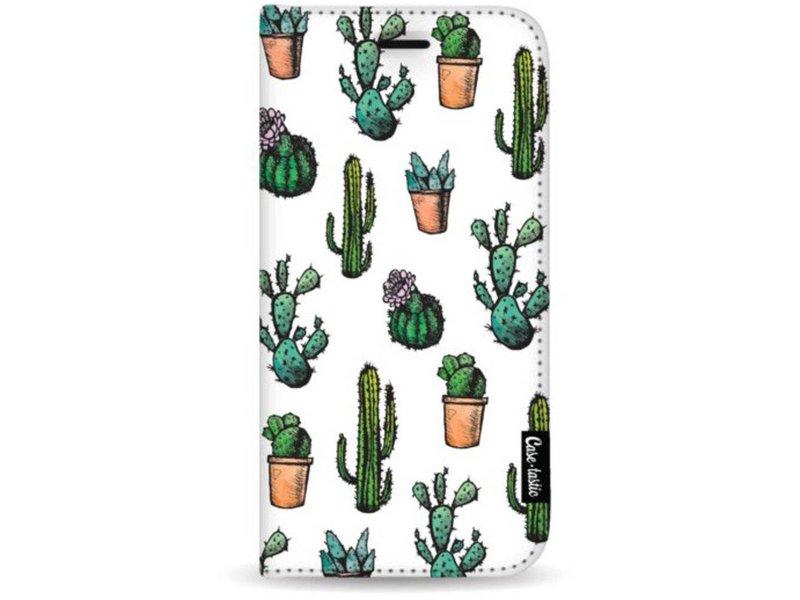 Casetastic Wallet Case White Apple iPhone 8 Plus - Cactus Dream