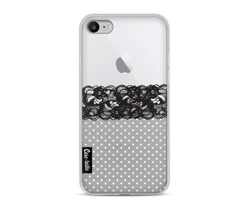 Lace and Polkadots - Apple iPhone 8