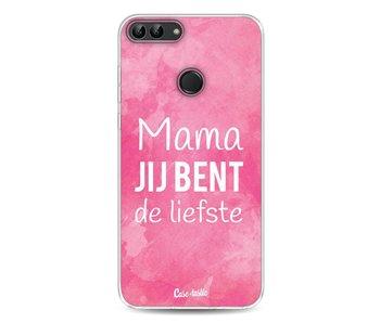 Mama jij bent de liefste - Huawei P Smart