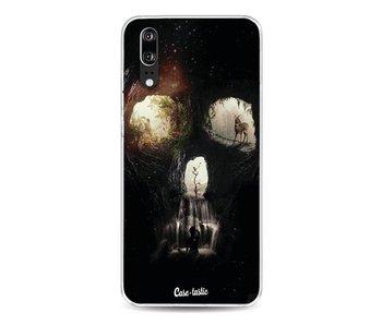 Cave Skull - Huawei P20