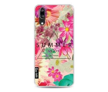 Summer Love Flowers - Huawei P20
