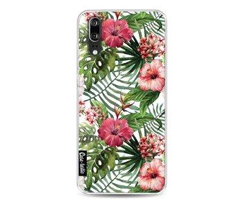 Tropical Flowers - Huawei P20