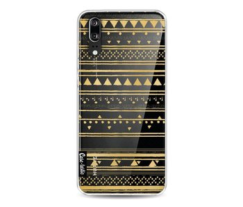 Gold Tribal - Huawei P20