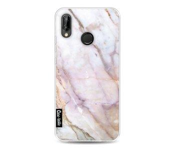 Pink Marble - Huawei P20 Lite