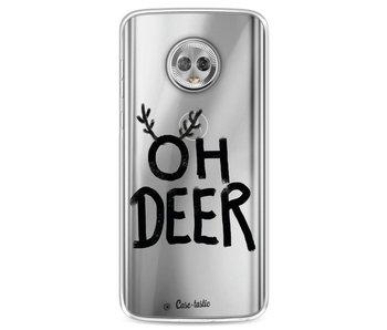 Oh Deer - Motorola Moto G6