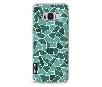 Aqua Mosaic - Samsung Galaxy S8