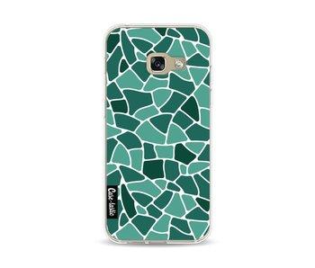 Aqua Mosaic - Samsung Galaxy A3 (2017)