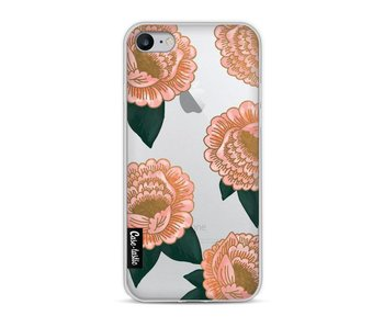 Winterly Flowers - Apple iPhone 8