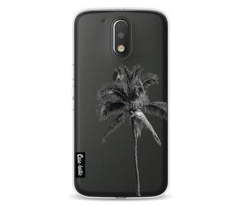 Palm Tree Transparent - Motorola Moto G4 / G4 Plus