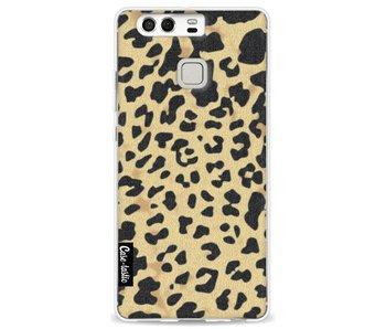 Leopard Print Sand - Huawei P9