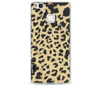 Leopard Print Sand - Huawei P9 Lite