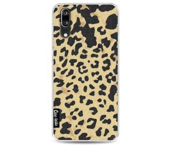 Leopard Print Sand - Huawei P20