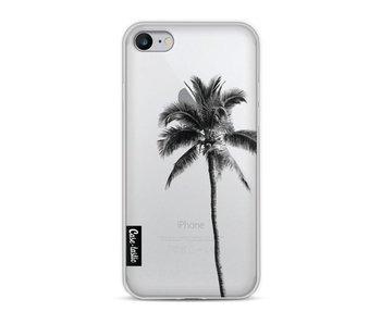 Palm Tree Transparent - Apple iPhone 8