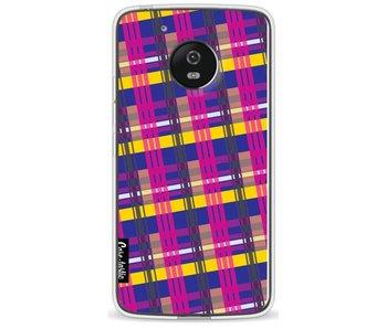 Mixed Tartan - Motorola Moto G5