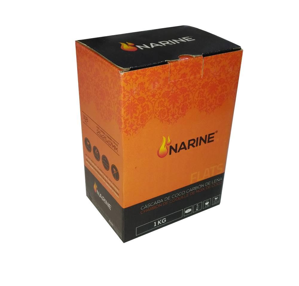 Narine Narine 1Kg Box 25x25x17 mm