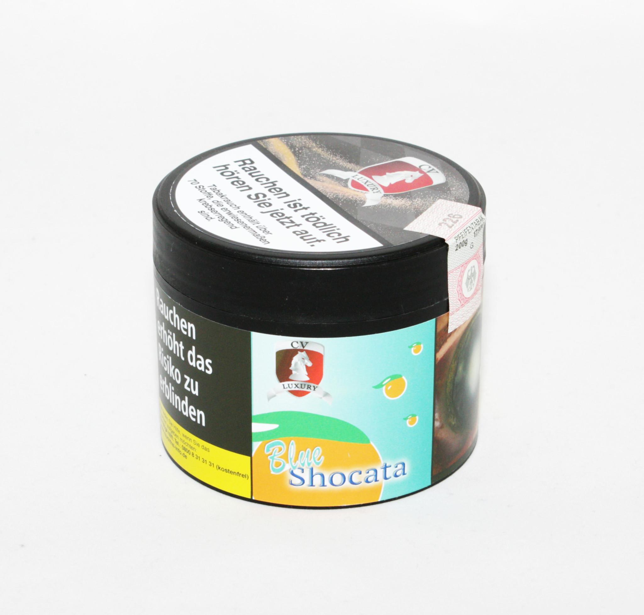 CV CV - Blue Shocata