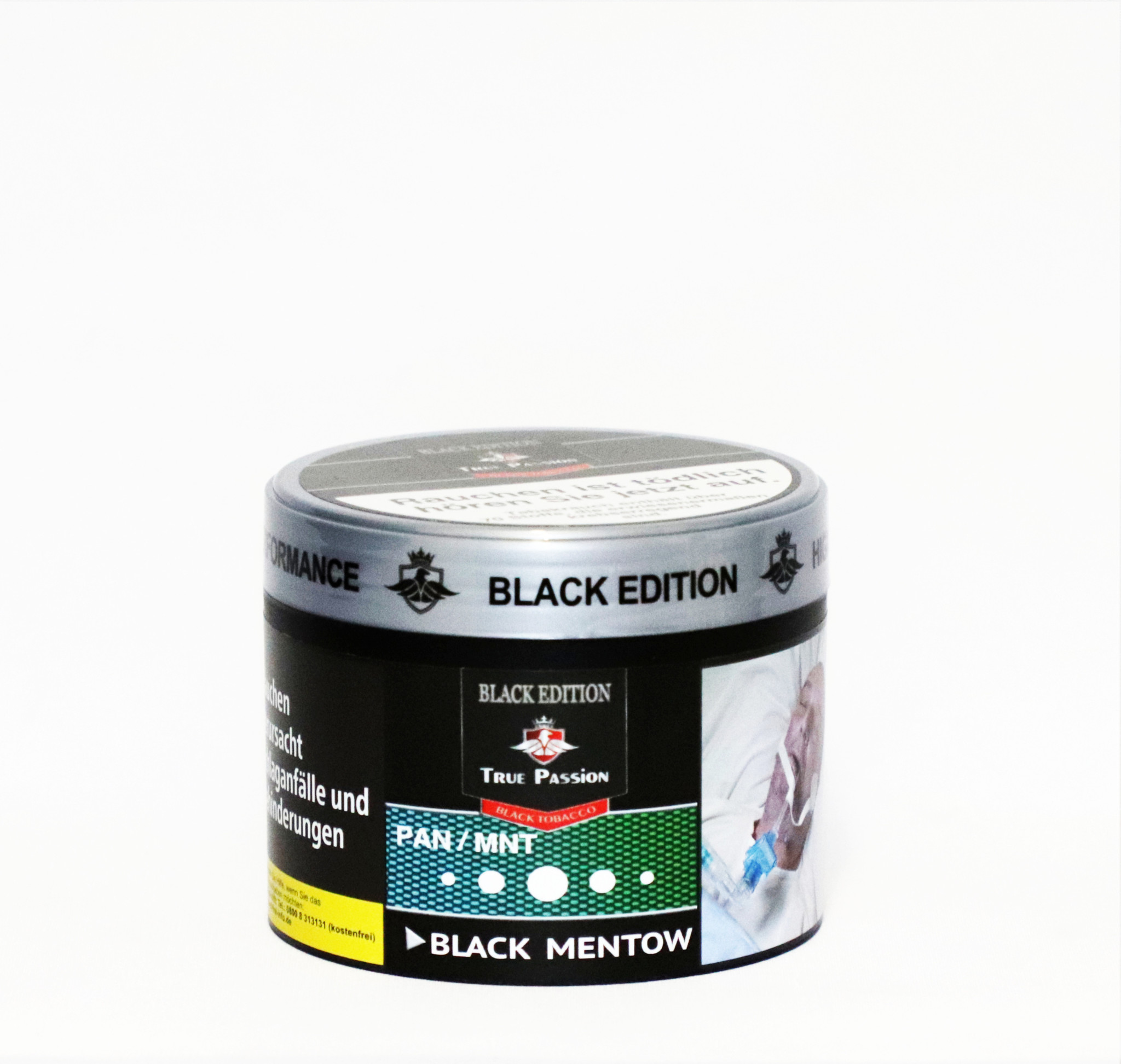 True Passion True Passion -BLACK Edition - Black Mentow- 200g