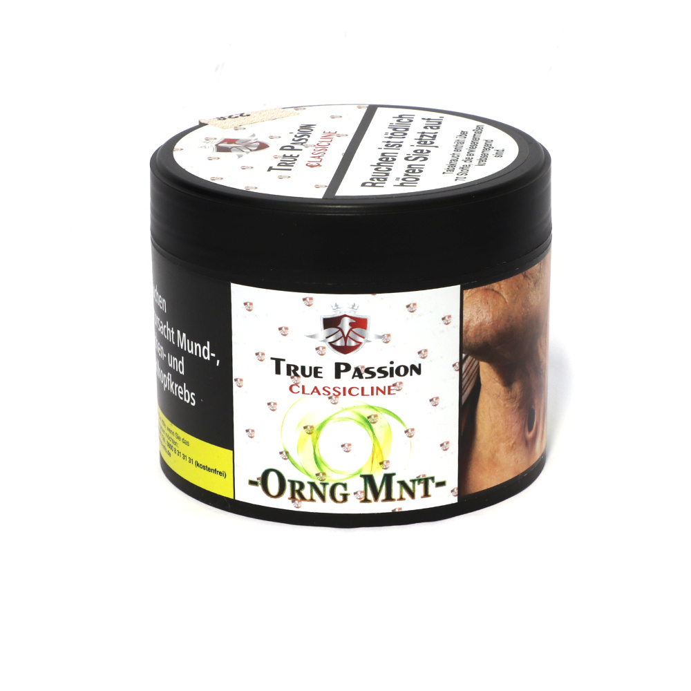 True Passion True Passion -CLASSICLINE- Orng Mnt - 200g
