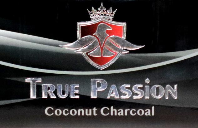 True Passion True Passion Kohle - 1Kg -Gastro