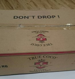 TRUE COCO True Coco Shisha Cubes 20Kg Box-Masterbox