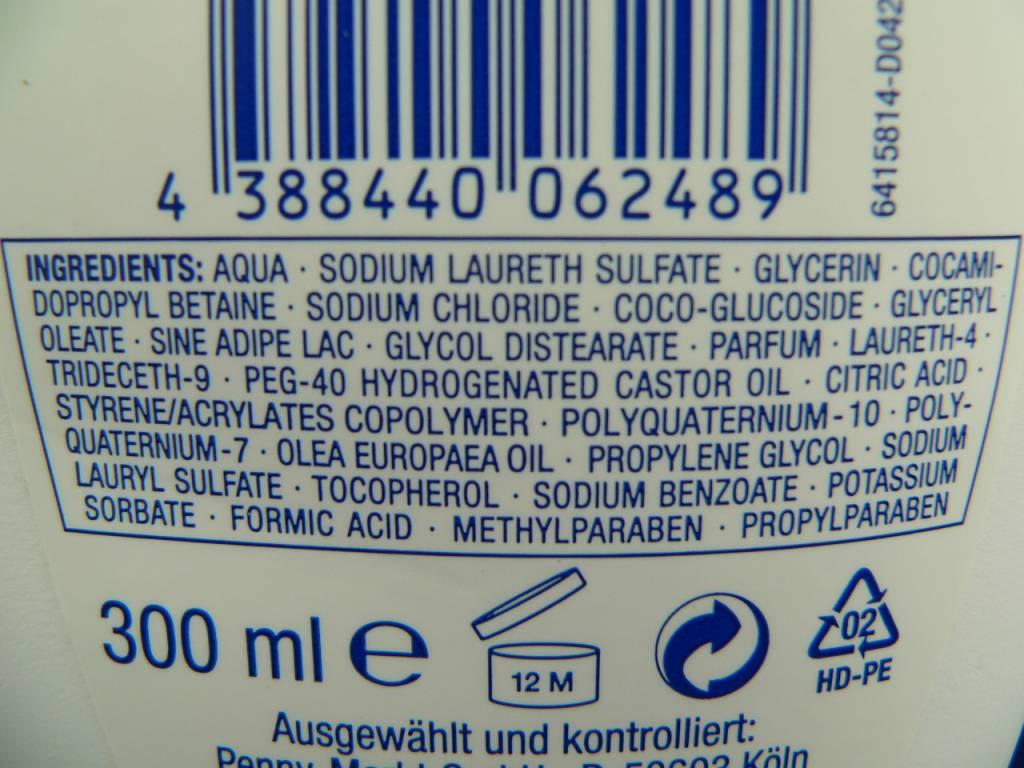 Auraté Duschcreme Milch &. Olive 300ml