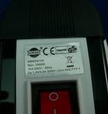 goobay 10-fache Steckdosenleiste mit Überspannungsschutz  (Kindersicherung, Schutzkontakte, 1,5m Kabel)