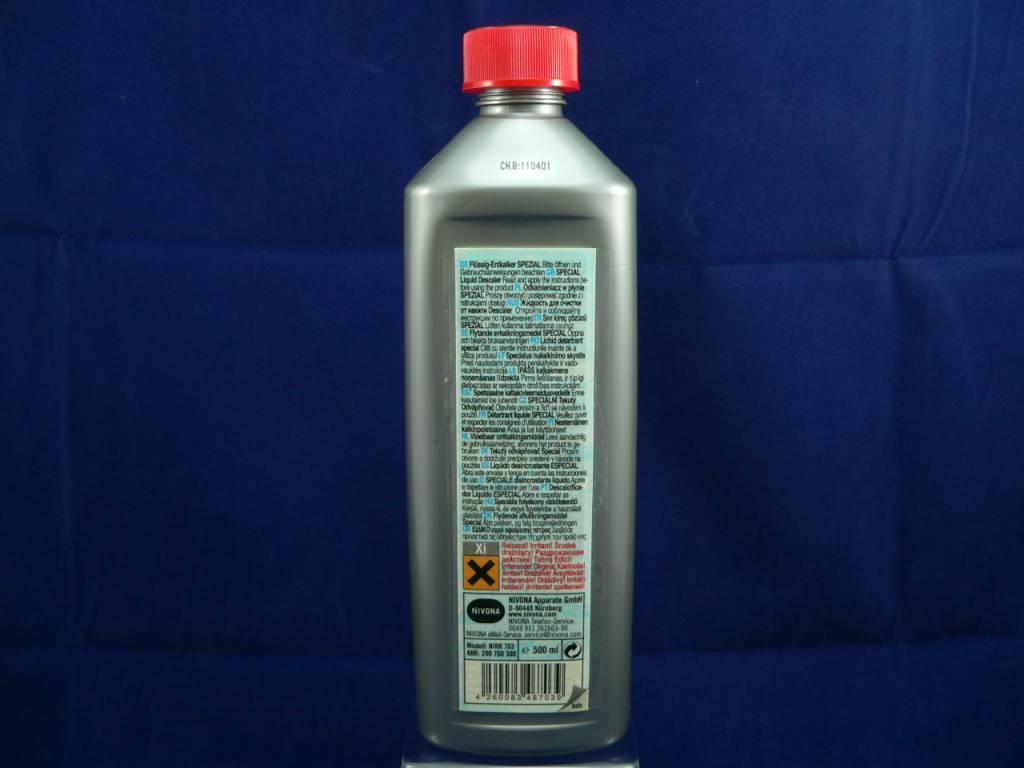Flüssig-Entkalker Spezial 500ml NIRK 703 von Nivona