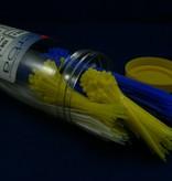 700 tlg. Kabelbinderset, Kabelbinder, verschiedene Farben und Größen von erba