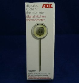 ADE Digitales Küchen-Thermometer, Grillthermometer