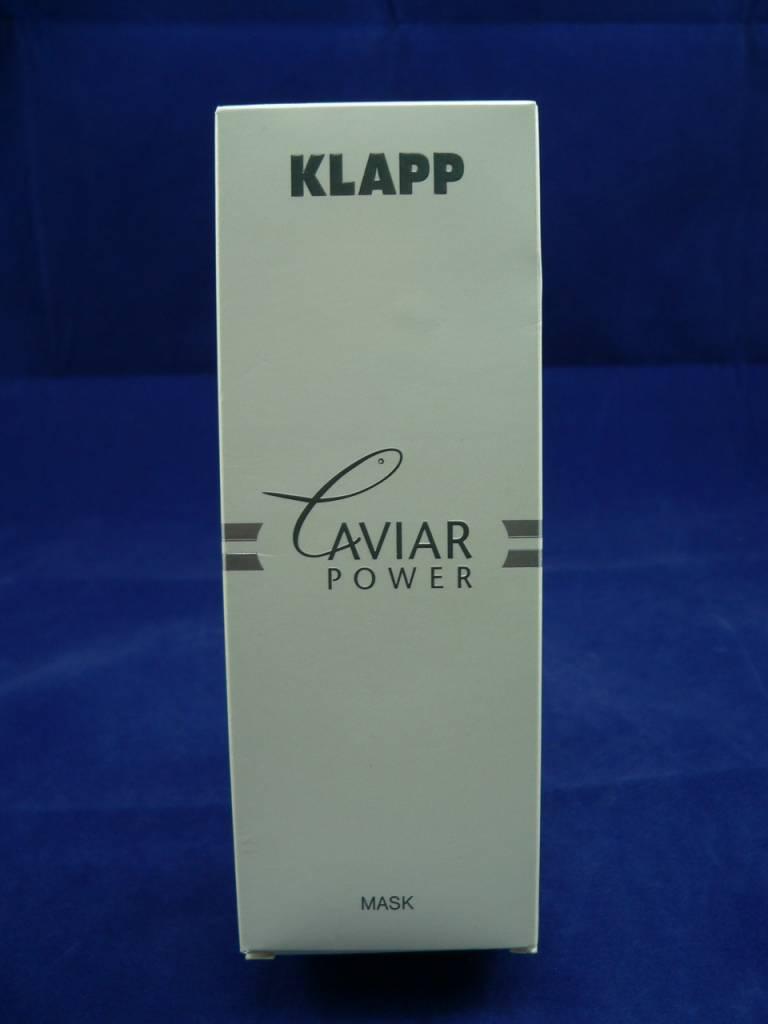 Klapp Caviar Power Mask