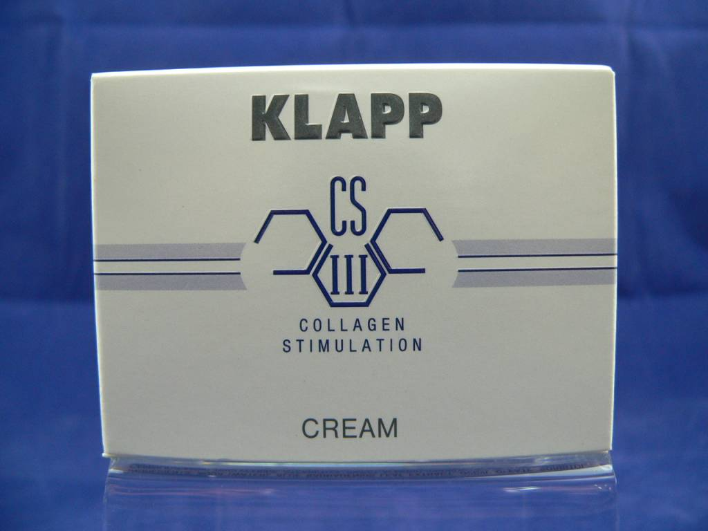 Klapp CS III Collagen Stimulation Cream 15ml
