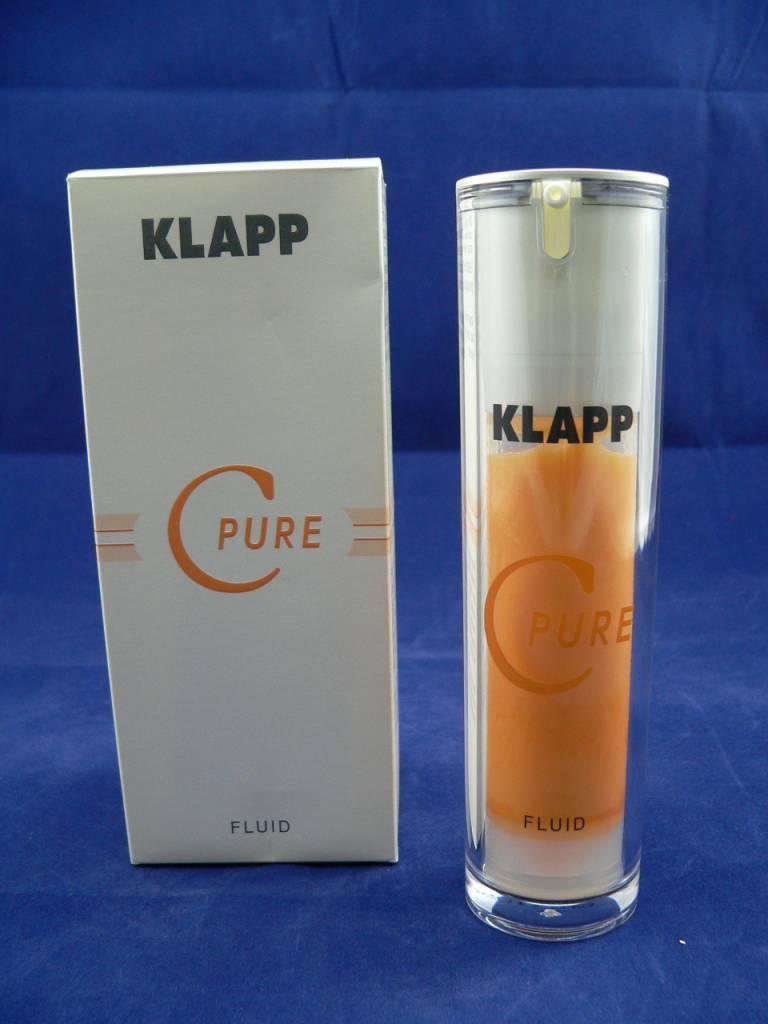 Klapp C Pure Fluid 40ml