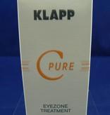 Klapp C Pure Eyezone Treatment