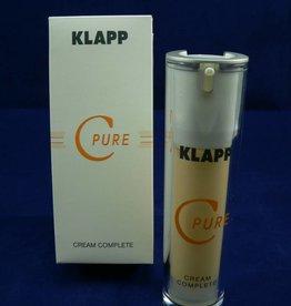 Klapp C Pure Cream Complete 40ml
