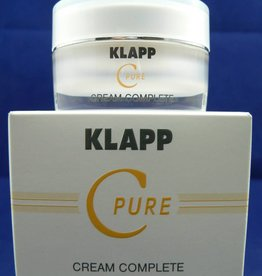 Klapp C Pure Cream Complete 15ml
