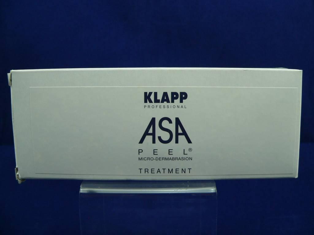 Klapp Professional ASA Peel Micro-Dermabrasion Treatment