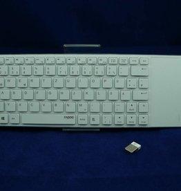 Rapoo kabellose Touchpad Tastatur E2800p