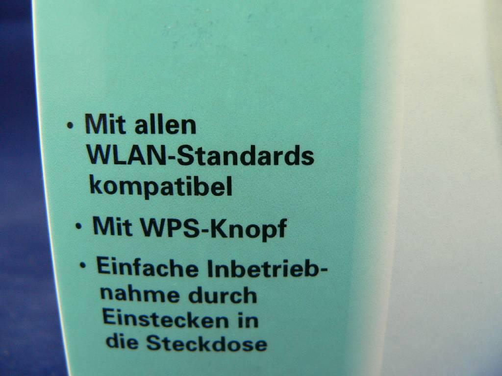 WLAN Repeater für die Steckdose