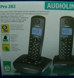 Audioline Pro 282 DUO schwarz